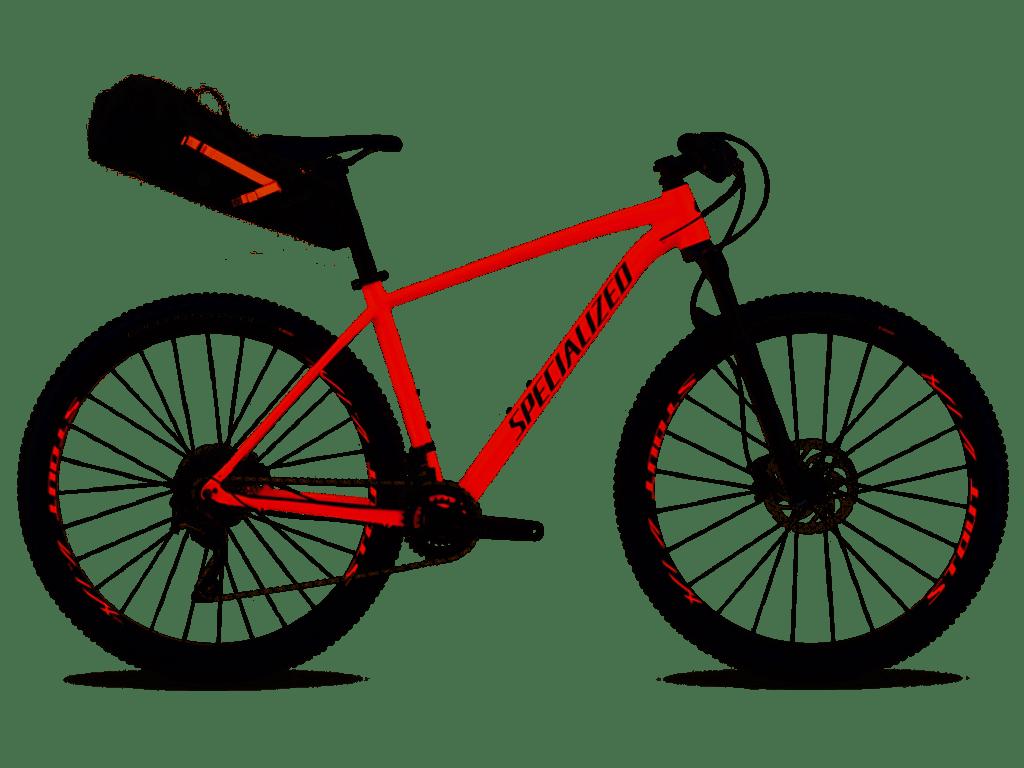 Specialized Rockhopper 2018 bikepacking ita