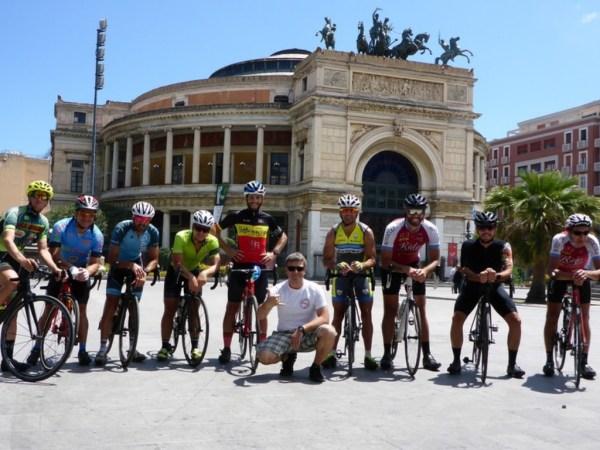 Affitto bici a Palermo