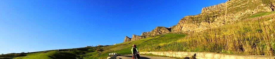 Viaggiare in bici in Sicilia