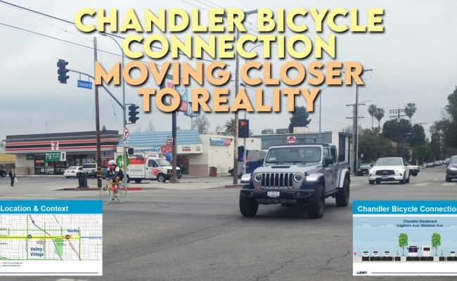 chandler bicycle connection