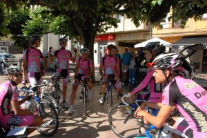 Lena Destino Ciclista junior 2013