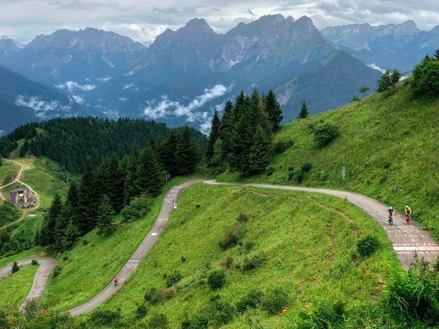 Monte Zoncolan ⛰️ El puerto más duro del Giro - Ciclismo Épico