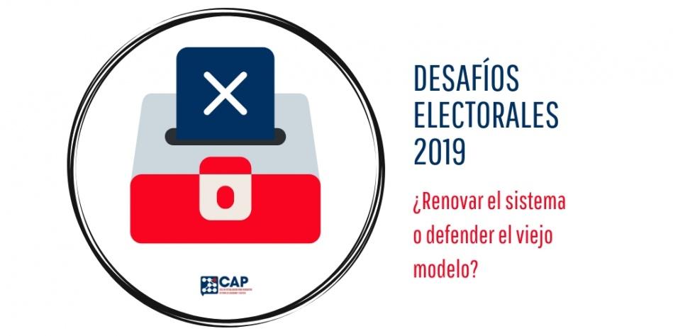 Desafíos electorales de 2019