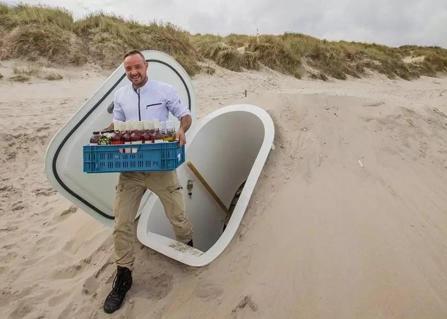 Holandês cria geladeira que funciona sem energia elétrica
