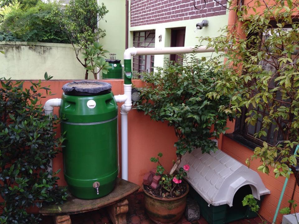 Minicurso online ensina a construir sistema de captação de água da chuva