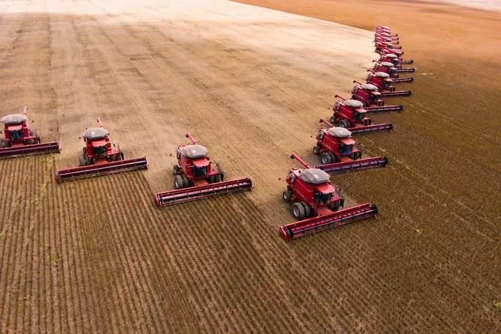 45% da área rural do Brasil pertence a apenas 1% dos produtores