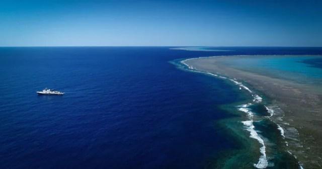 recife de corais austrália