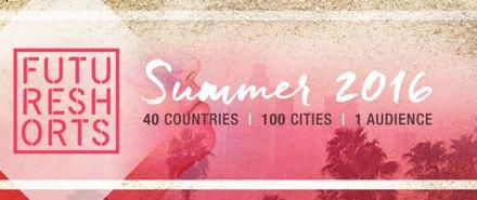 13JUN · CICUS SHORTS · FUTURE SHORTS SUMMER SESSION