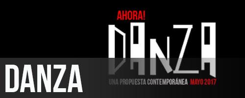 25MAY · AHORA DANZA · LIOV + DIS-CONNECT