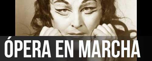 24MAR · ÓPERA EN MARCHA · PROYECCIÓN · ELEKTRA DE STRAUSS