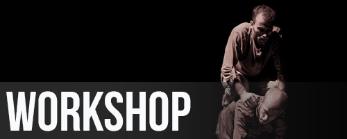 25MAY · WORKSHOP · CONSCIENCIA MUSCULAR · DIEGO SINNIGER Y KIKO LÓPEZ
