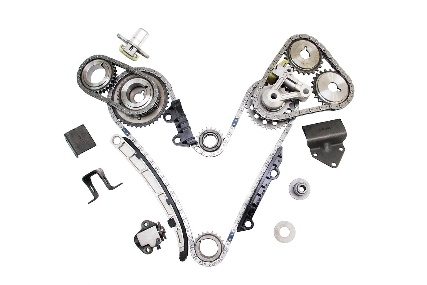 Timing Chain Kit Suzuki Grand Vitara Dohc 07-09 / H27A