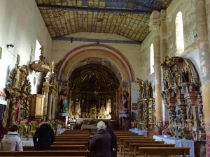 Interior de San Salvador