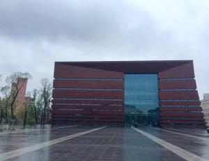 O Foro Nacional de Música, complexo máis grande de Europa do Leste