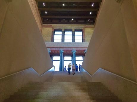 Rehabiitación do Museo Novo polo arquitecto David Chipperfield