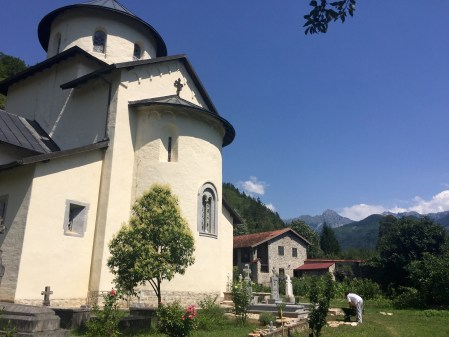 Mosteiro Moraca