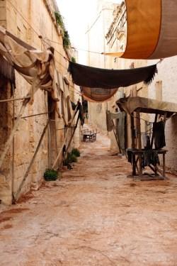 Barrio de Leito de Pulgas (cortesía de imaxes Google)
