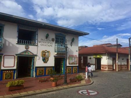 Casa do Concello de Guatapé