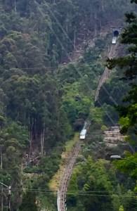 Funicular ao Cerro de Monserrate