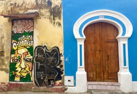 Onde? Pois en Cartaxena de Indias (Colombia)