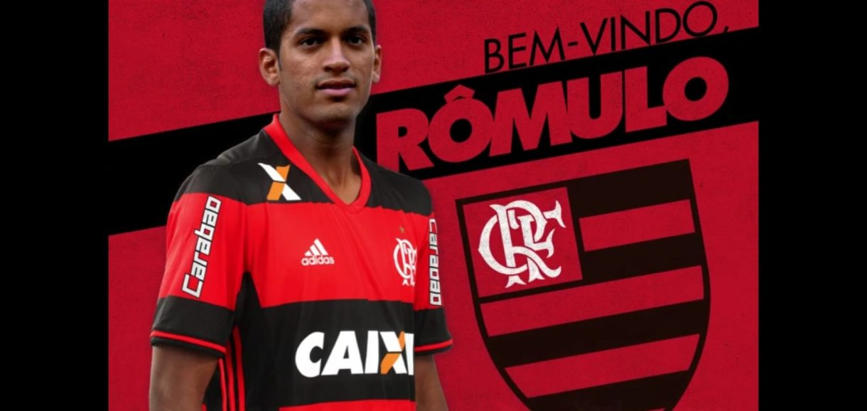 Picoense Romulo é o novo contratado do Flamengo