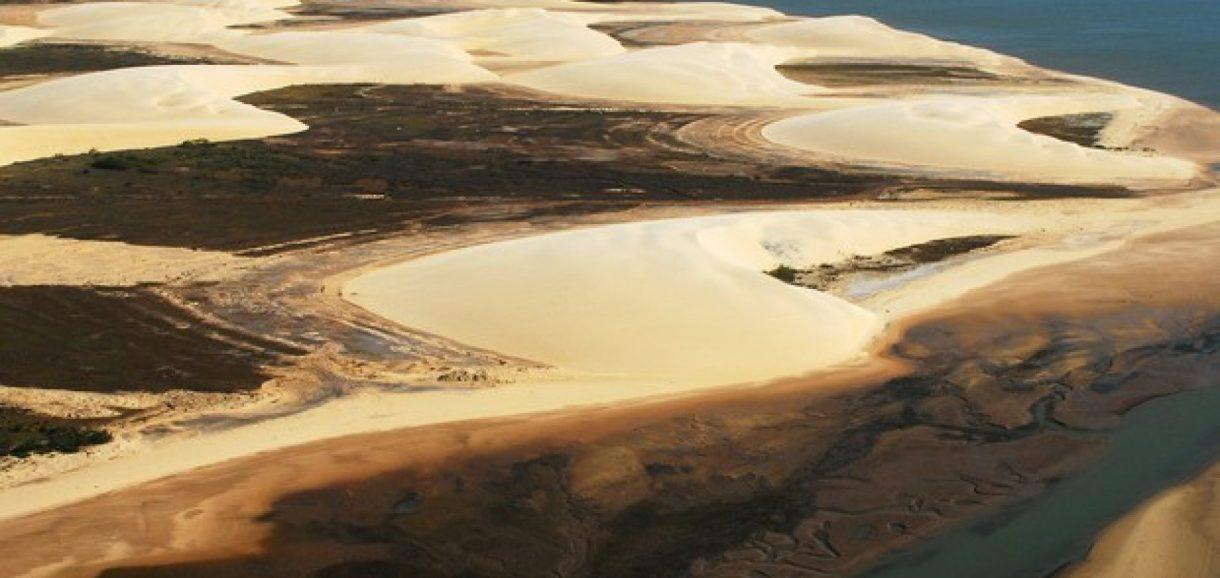 Embarcação de turismo desaparece durante passeio no Delta do Parnaíba