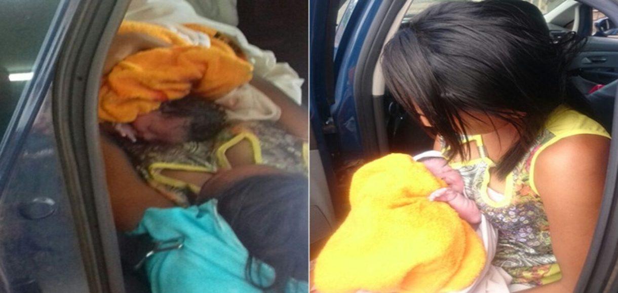 Mulher dá à luz dentro de ônibus que fazia linha Picos-Teresina na BR-316