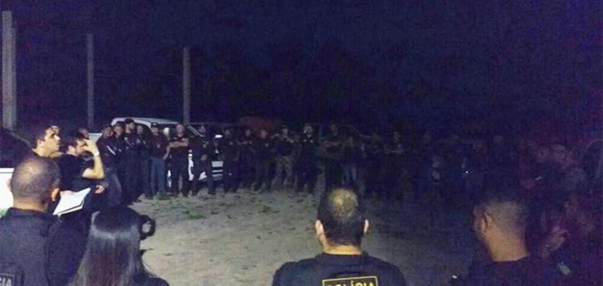 Operação Deja Vu: polícia prende 16 pessoas por envolvimento com o tráfico em 10 cidades do Piauí