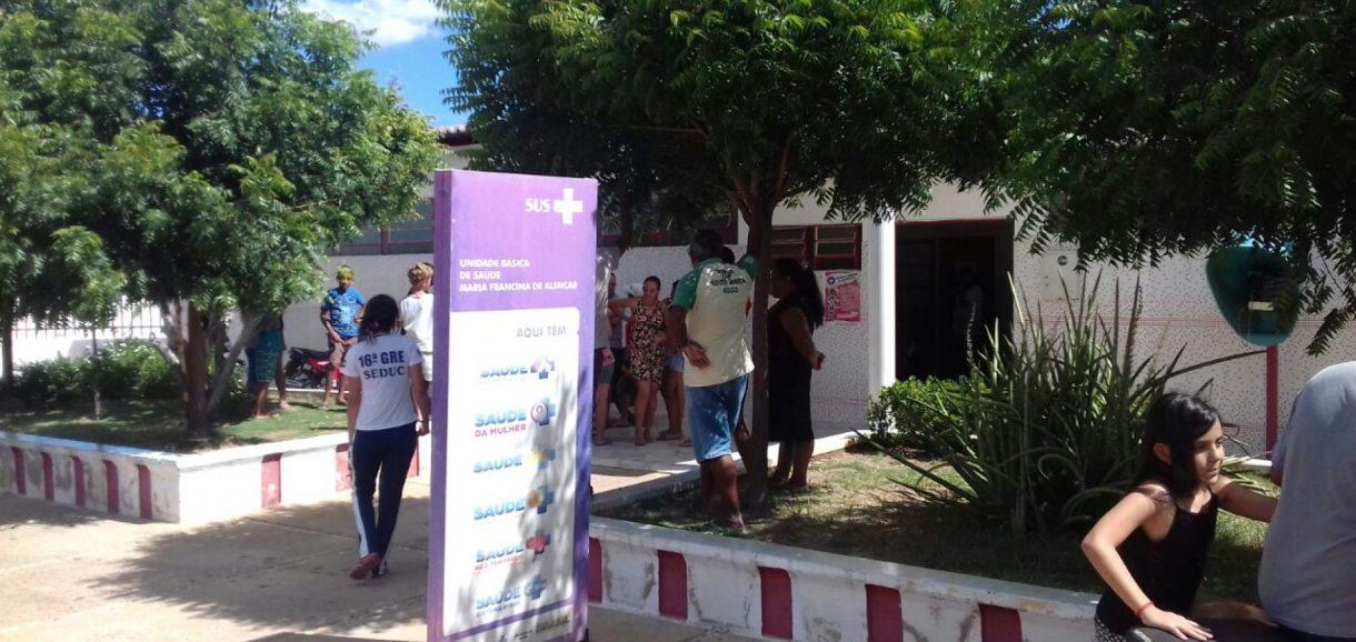 Mulher morre após parede de casa cair sobre ela no interior de Alegrete do Piauí