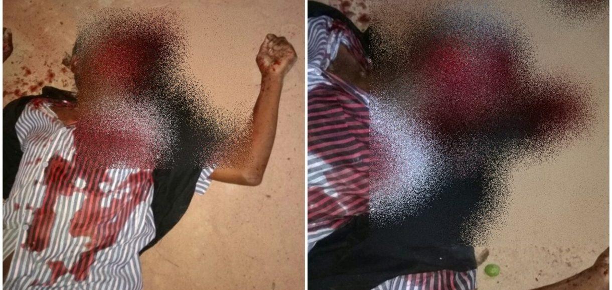 Polícia identifica e procura suspeito de homicídio em Campo Grande do Piauí; vítima foi morta a pauladas