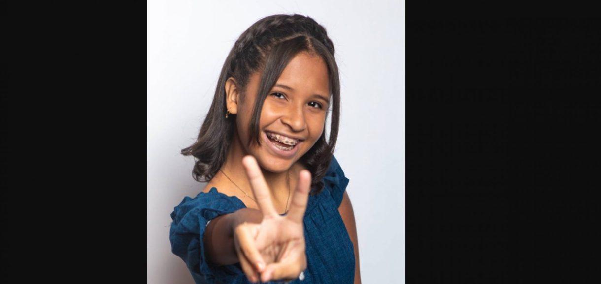 Conheça Isa Luz, a piauiense que fez todos os técnicos do The Voice Kids virarem a cadeira