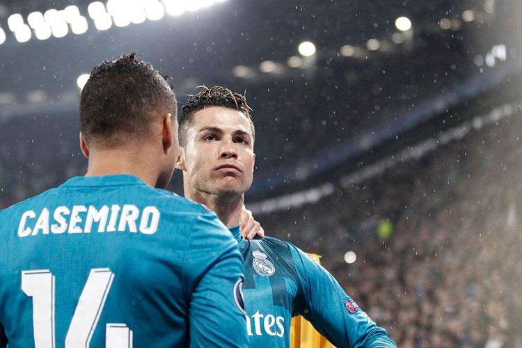 Cristiano Ronaldo faz de bicicleta e Real Madrid goleia Juventus fora de casa  CidadeVerdecom