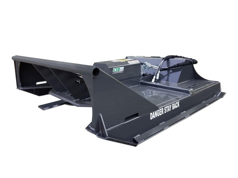 medium resolution of x treme skid steer brush cutter attachment operator manual