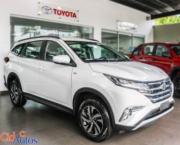 Toyota Rush G Color Blanco 2019 CID AUTOS