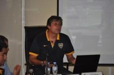Charla La escuela de Boca Juniors en México (24)