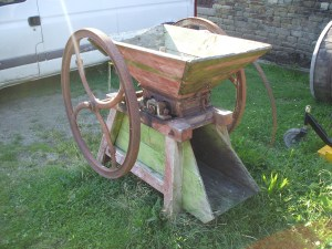 Antique Cider Press Value