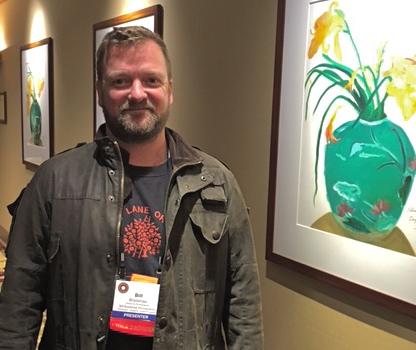 Bill Bradshaw at CiderCon 2016