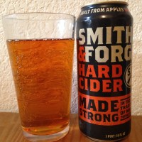 Cider Review: Smith & Forge Hard Cider