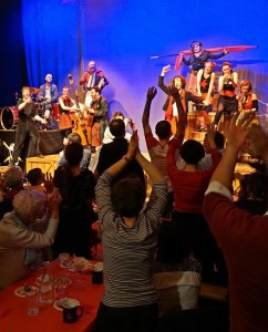 Parole de Mutins – Dîner-spectacle – vendredi 10 mars – 19h @ La Belle Etoile | Saint-Denis | Île-de-France | France