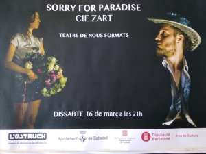 Zart Compagnie - Estruch Mars 2019 - Sorry For Paradise