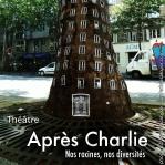 """Théâtre """"Après Charlie"""" Affiche"""