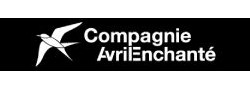 Compagnie Avril Enchanté Logo