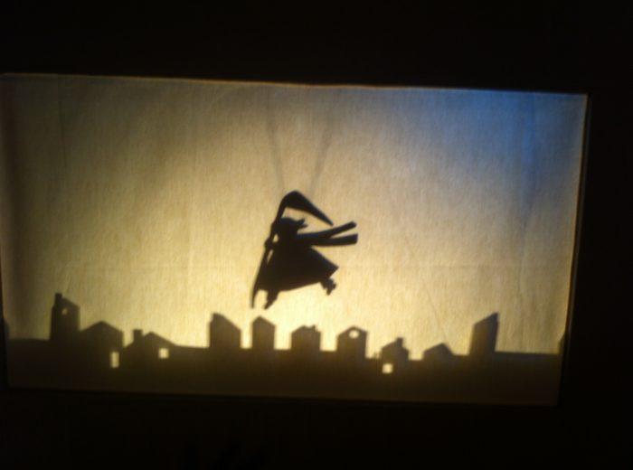 Photo du spectacle Le petit voleur de mots