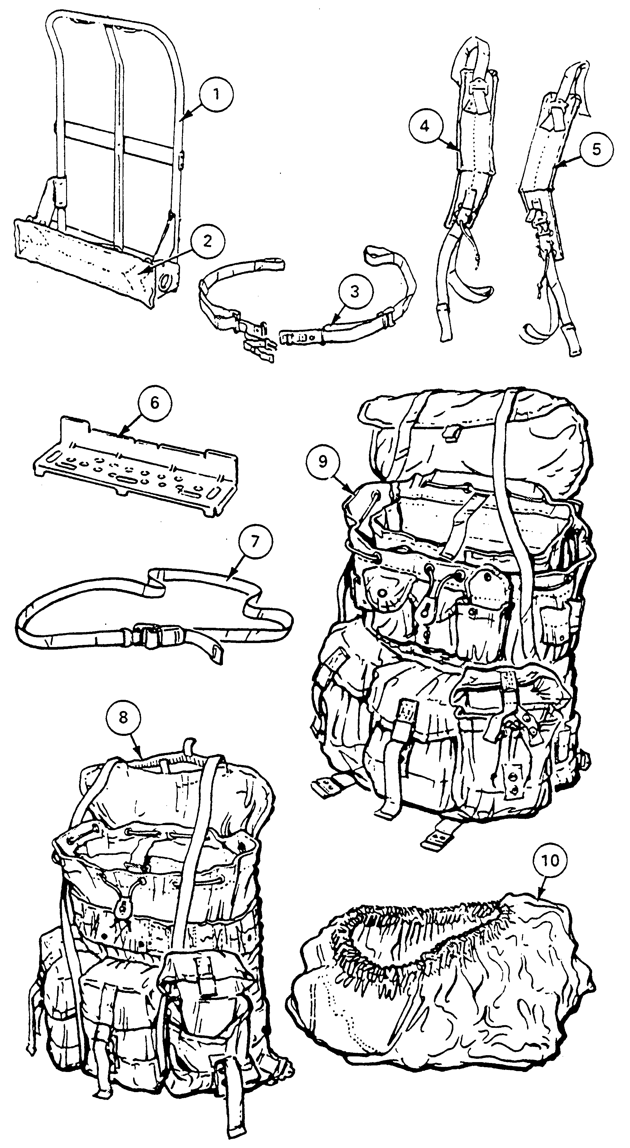 All-purpose Lightweight Individual Carrying Equipment