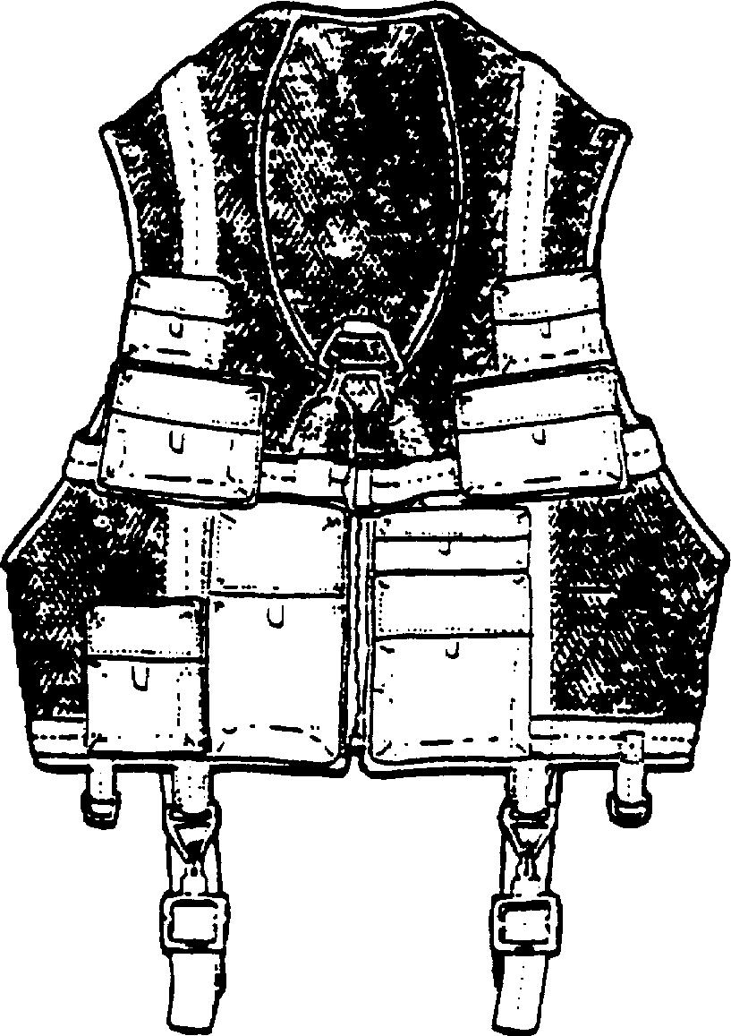 life vest harness