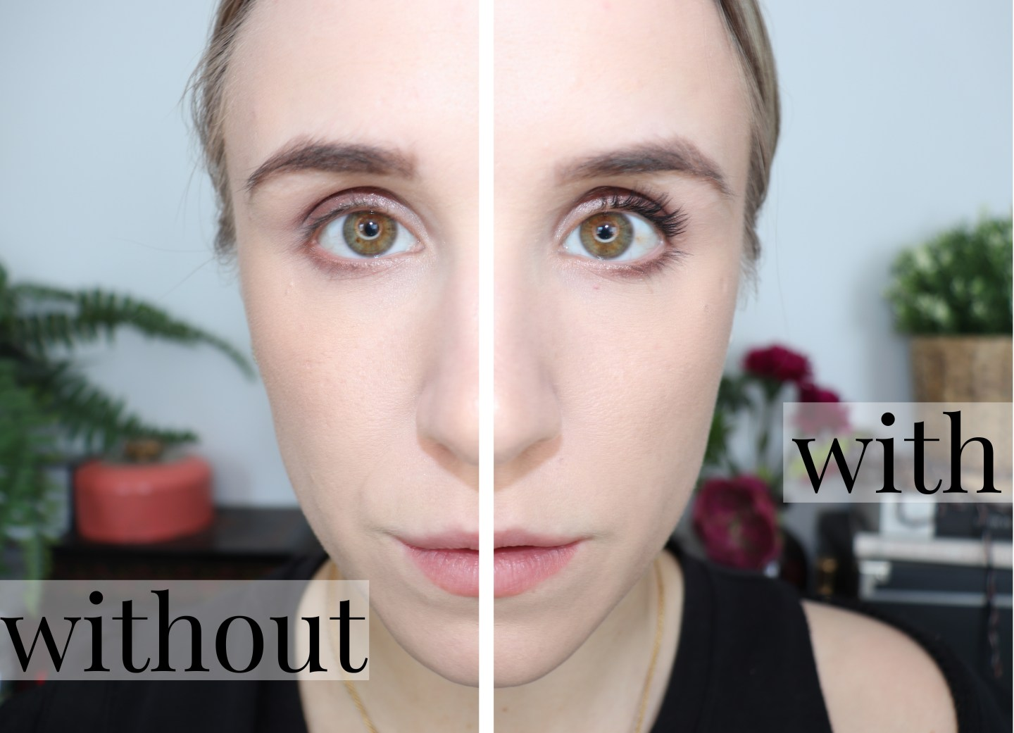 fetish eyes with and without