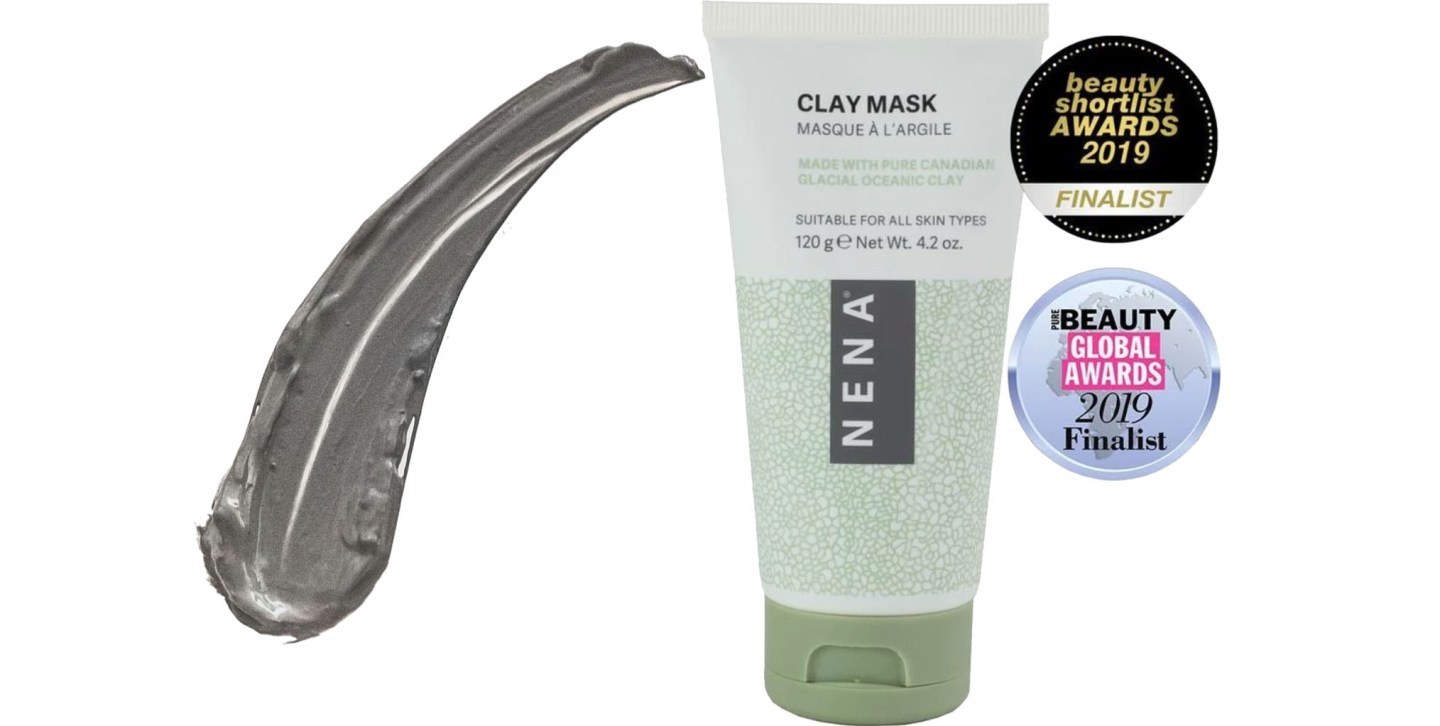 nena Clay Mask and Texture