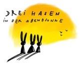 Drei Hasen Logo frei Kopie