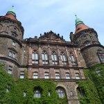 Majówka w zamku Książ