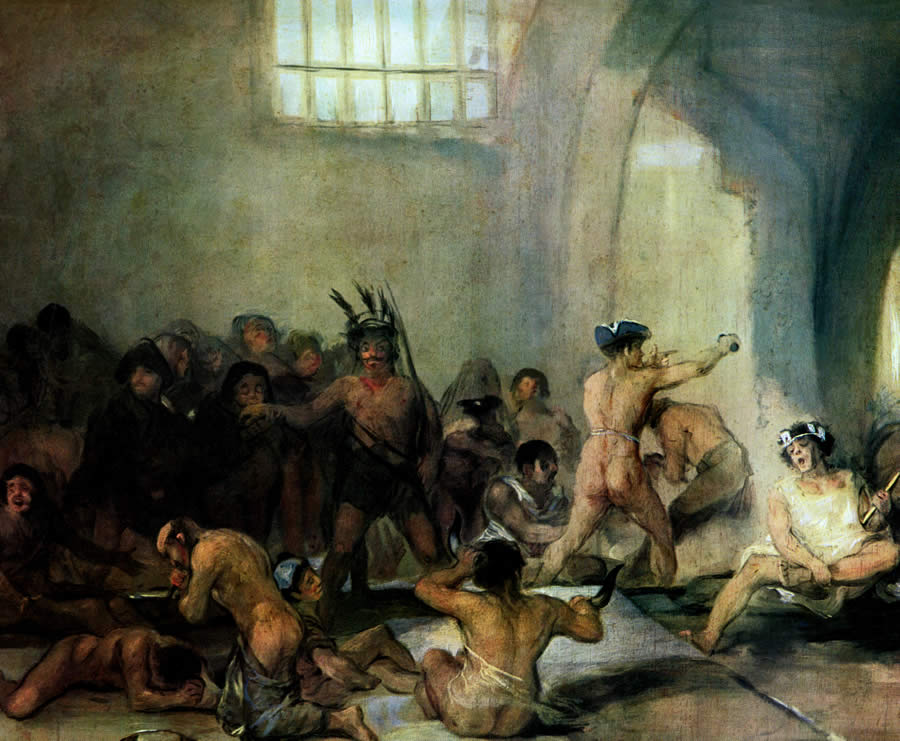 Goya Francisco Jos de Goya y Lucientes 17461828  Cieljyotis Blog